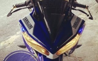 Yamaha R15 ElshopModified 2 320x200 Nope, it wasnt the Yamaha YZF R15 V3.0