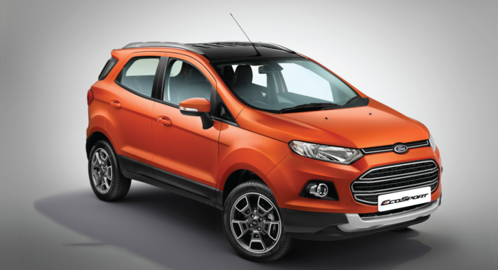 ford ecosport platinum edition launched at inr lakh motoroids. Black Bedroom Furniture Sets. Home Design Ideas