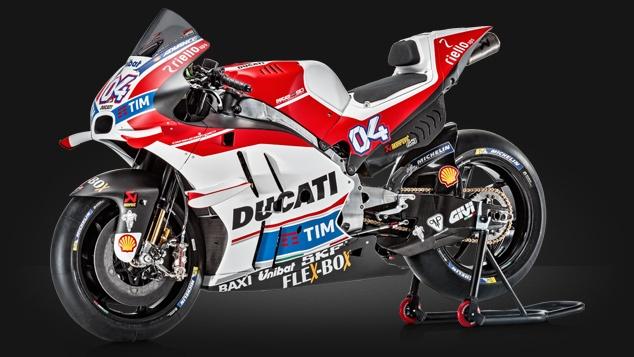 LIVE STREAM : 2017 Ducati Team MotoGP Presentation | Motoroids