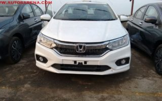 2017 Honda City ZX India 1 320x200 Images: 2017 Honda City Starts Arriving At Dealerships In India