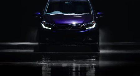 2017 Honda Mobilio facelift