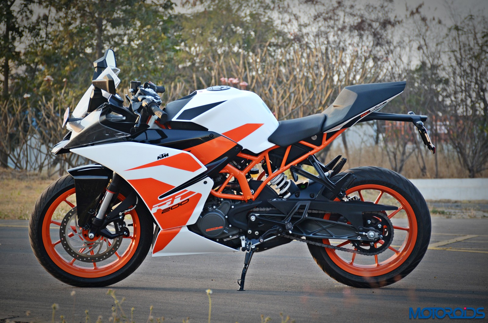 Ktm Rc 200 Price In India Specifications Images Motoroids