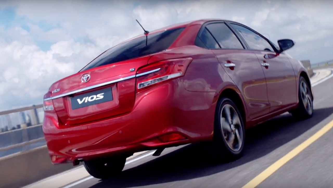 India Bound 2017 Toyota Vios Facelift Launched In