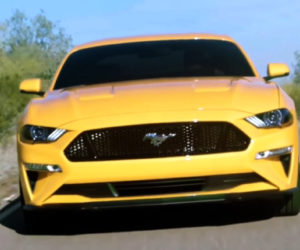 2018 Ford Mustang 1 300x250 VIDEO: Heres The New 2018 Ford Mustang