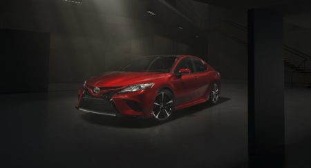 2018 Toyota Camry (15)