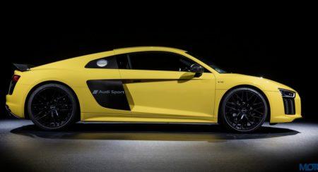 Audi etches symbols into car paint