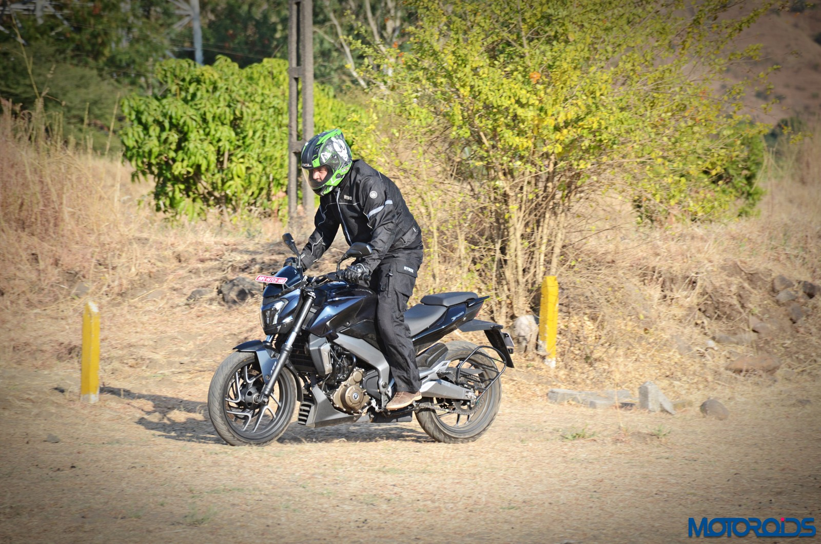 Bajaj-Dominar-400-Off-road-1