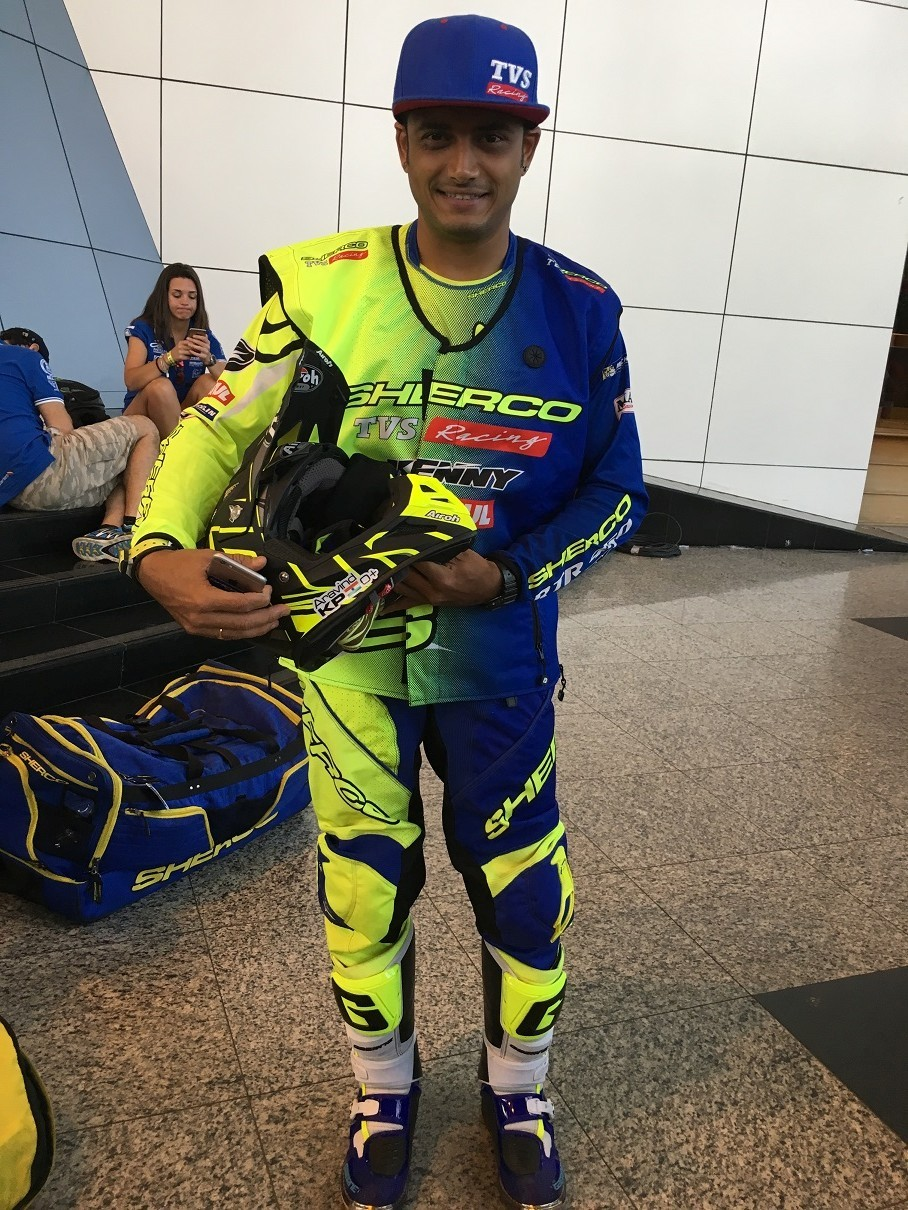 Dakar-2017-TVS-Sherco-Rider-Aravind-1