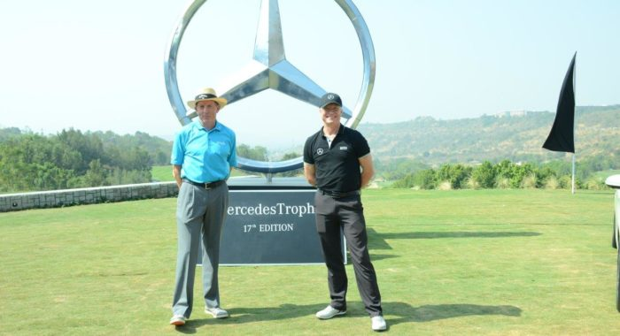 David Leadbetter Launches India's First Leadbetter Golf Academy at Oxford Golf Resort, Pune