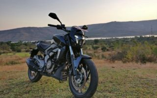 Dominar 400 2 320x200 Motoroids Report: Bajaj Dominar 400 First Ride Impressions
