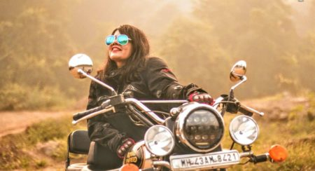 In Conversation : Dr Sheetal Maniar, First 'King of the Road' Asian Lady Rider