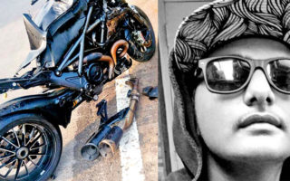 Ducati Diavel Crash In Mumbai 320x200 Ducati Diavel Crash In Mumbai: 18 Year Olds Birthday Gift Turns Fatal