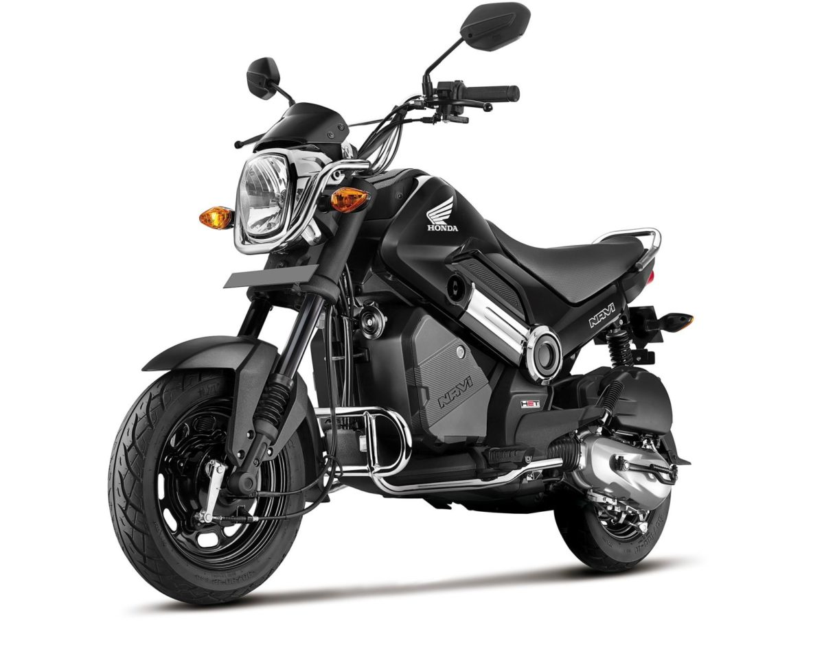 Honda Navi Chrome