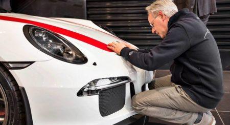 Horacio Pagani Gets Himself A New Porsche 911 R (2)