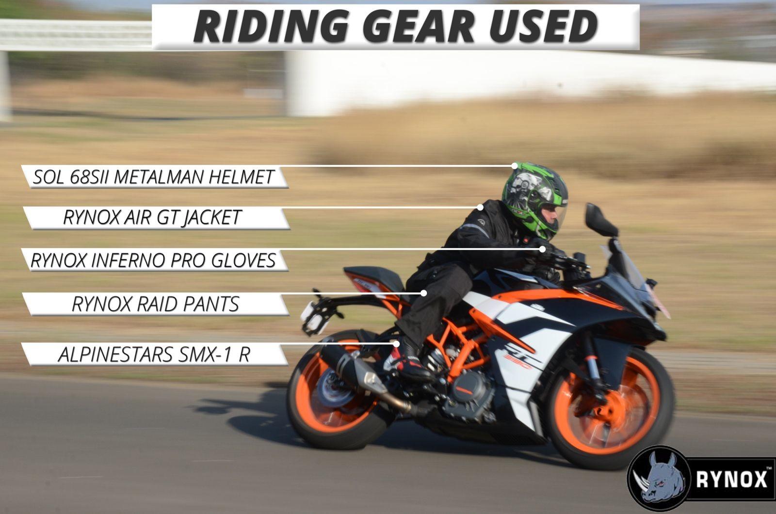 KTM-RC390-Riding-Gear
