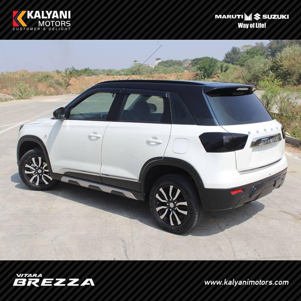 Vitara Brezza New Model Autos Post