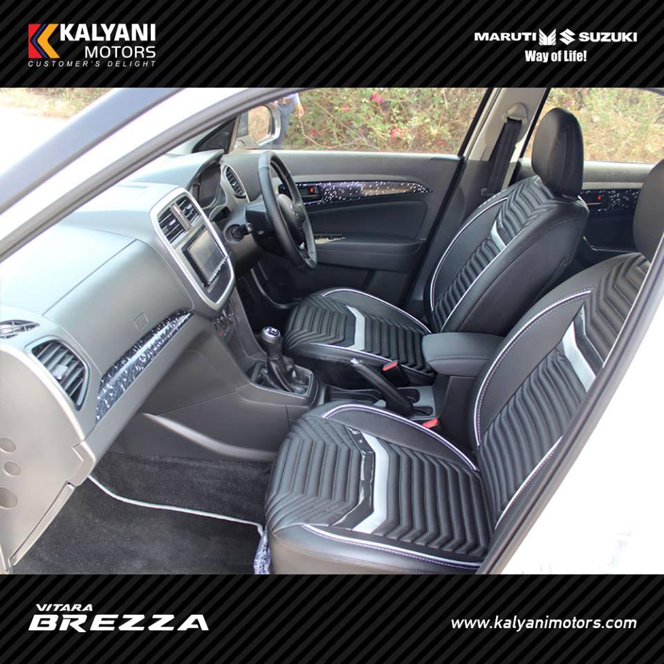 Modifications Technical Stuff This Dealer Modified Vitara Brezza