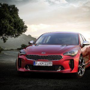 the 2018 kia stinger gt is a rwd sports sedan with 365 hp