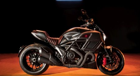 Limited Edition Ducati Diavel Diesel (1)