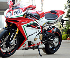 MV Agusta F4 RC Pictorial Feature Image 1 300x250 Video and Images : MV Agusta F4 RC with 212 hp, Worth INR 60 Lakh OTR