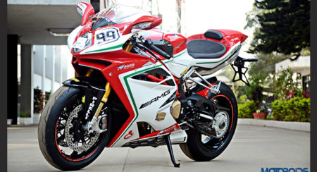 MV Agusta F4 RC - Pictorial - Feature Image - 1