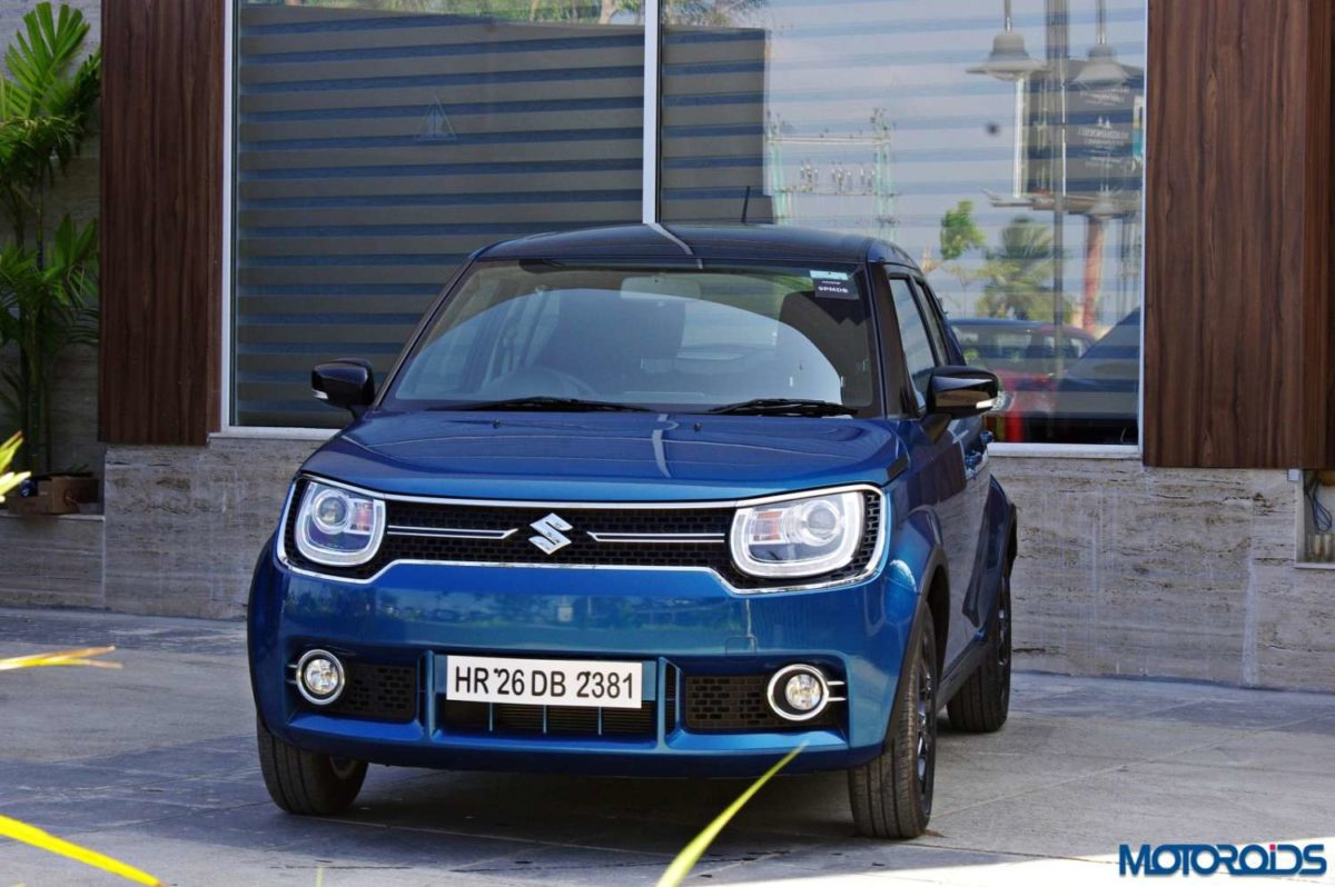Maruti Ignis Diesel – (26.8 kmpl)