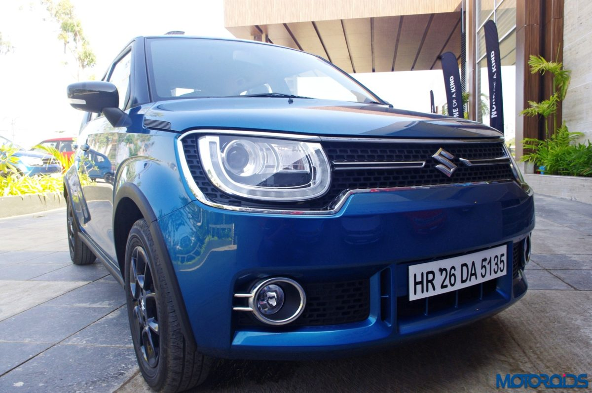 Maruti Ignis Review – New Images (84)