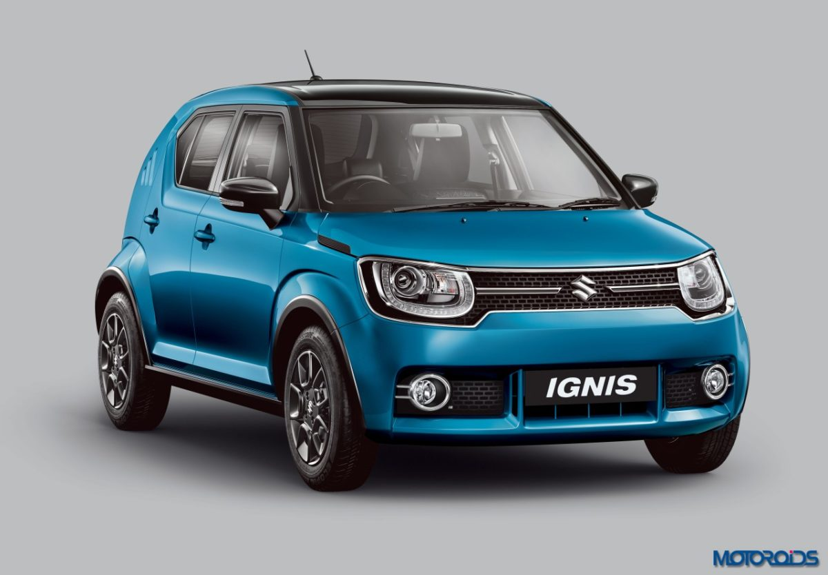 Maruti Suzuki Ignis India (3)