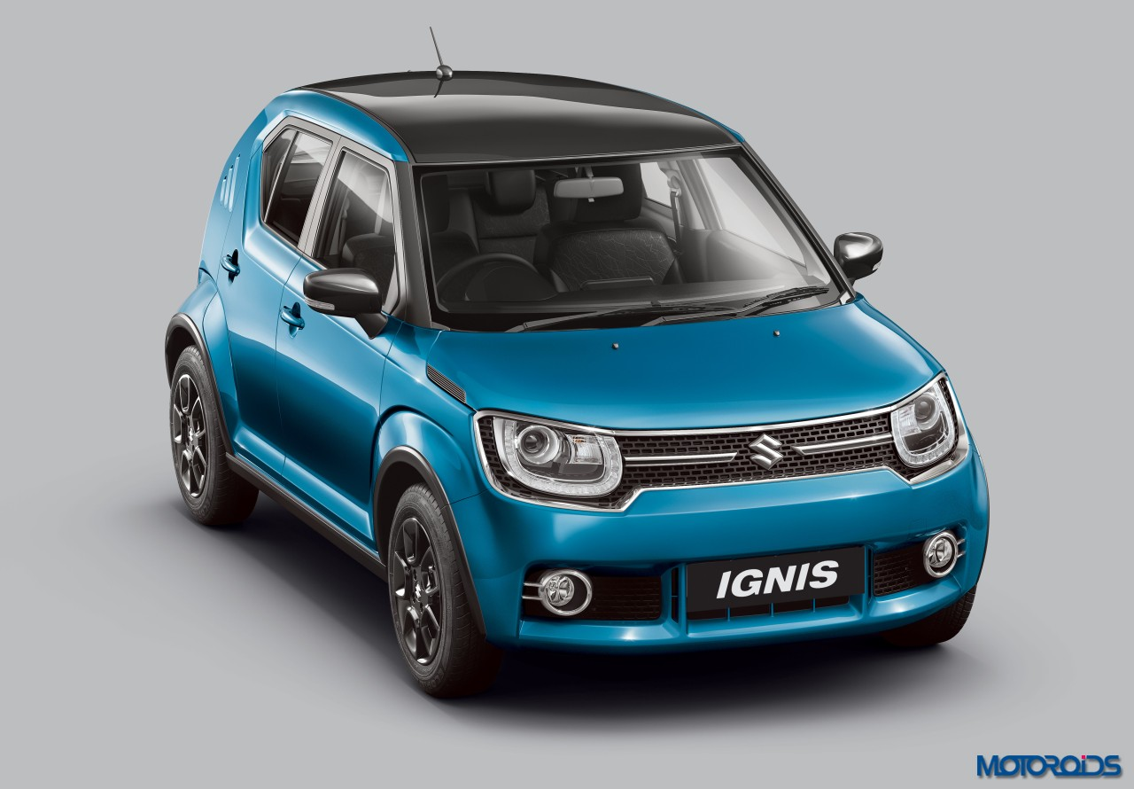 Show Me Prices >> Maruti Suzuki Ignis : Variants, Prices, Features and All You Need to Know | Motoroids