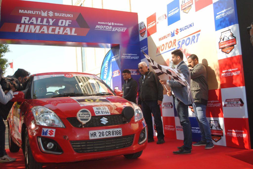 Maruti-Suzuki-Rally-of-Himachal-Flagged-Off-From-Panchkula-2-1024x685