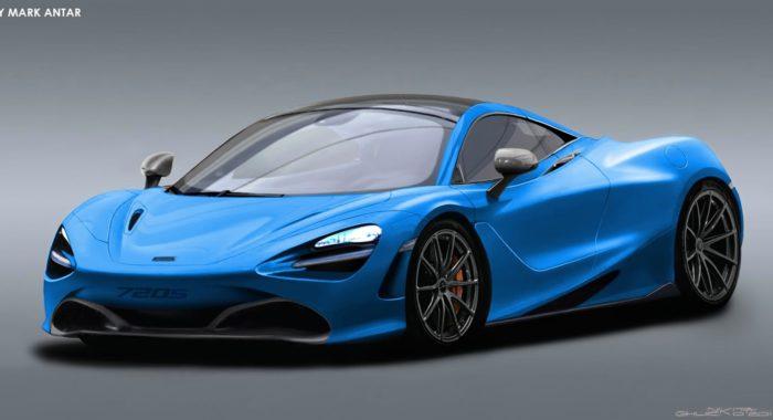 New McLaren 720S Renders Accurately Predict 650S Replacement