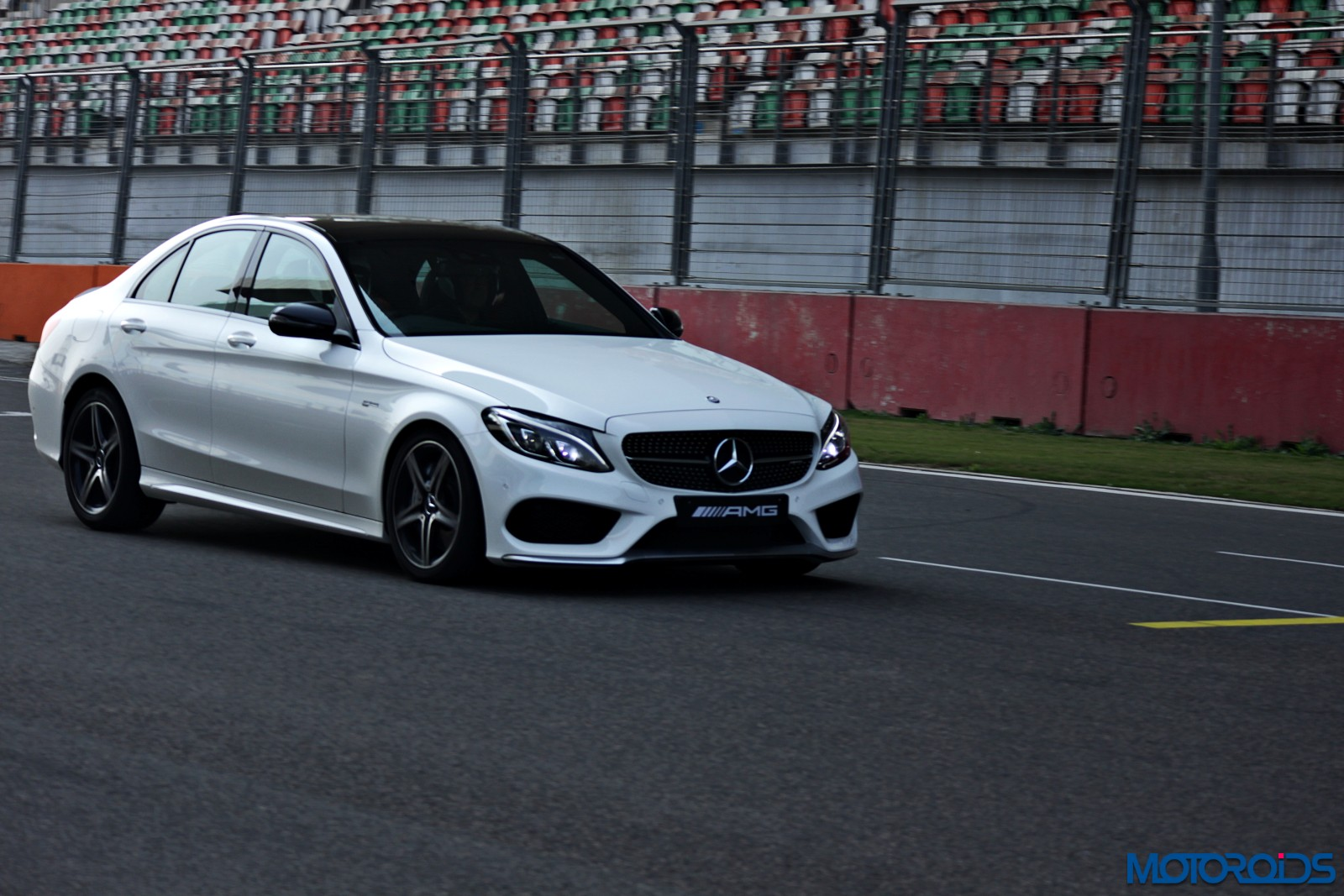 Mercedes-Benz-C43-AMG-Track-Day-1