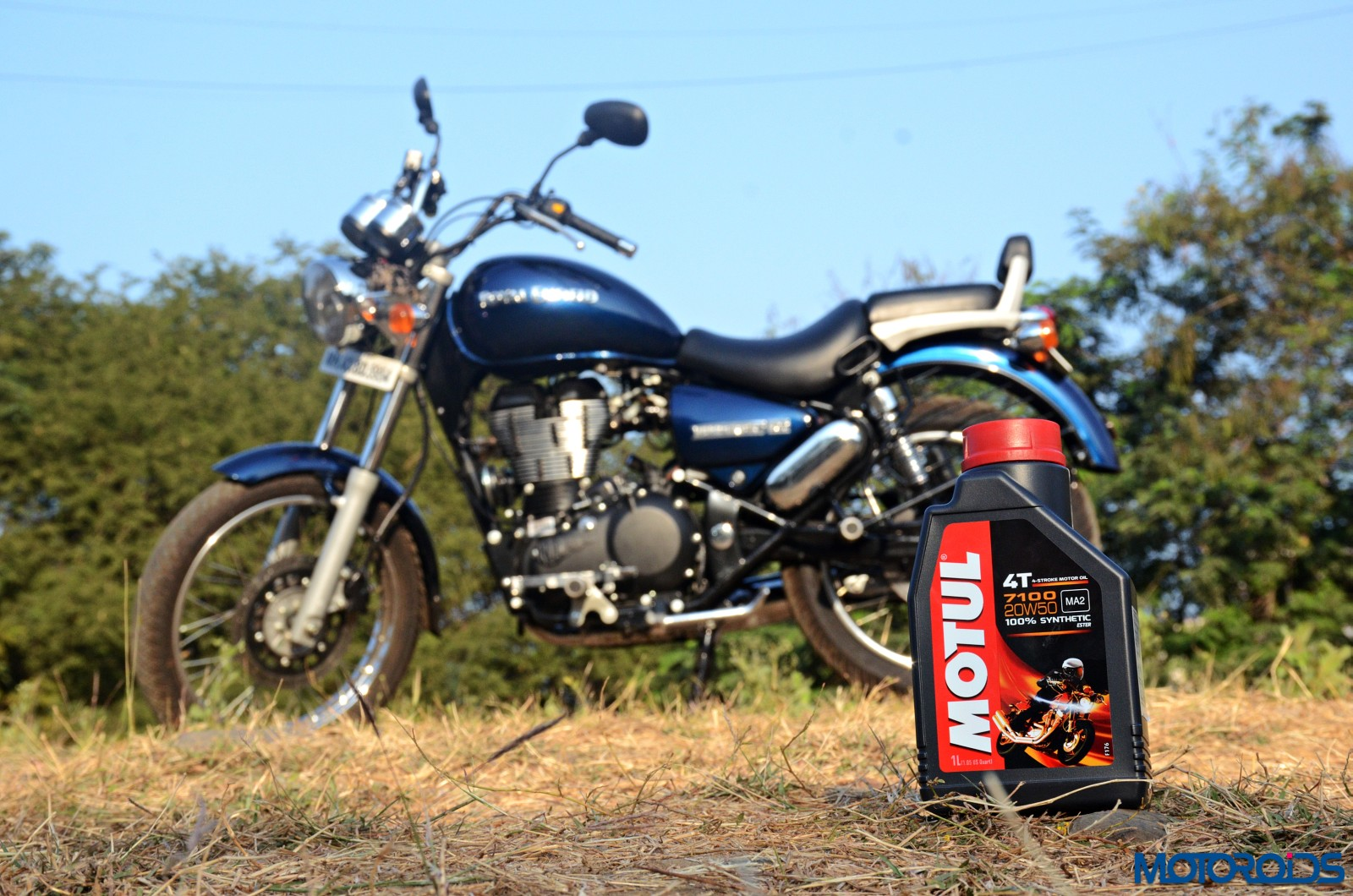 Motul All About Lubes : Choosing The Right Engine Oil For Royal