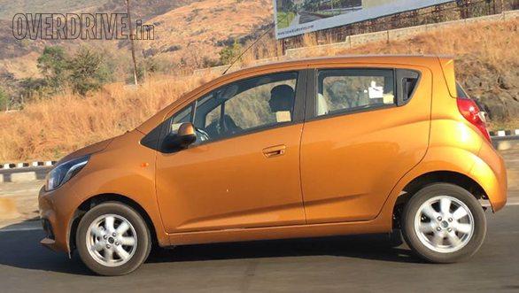New-Chevrolet-Beat-Face-lift-1