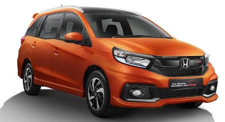New Honda Mobilio RS