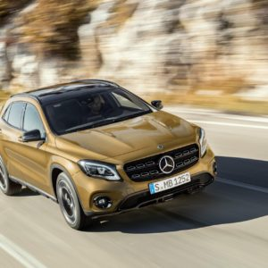 Mercedes benz gla class facelift to be launched in india for Mercedes benz gla class india