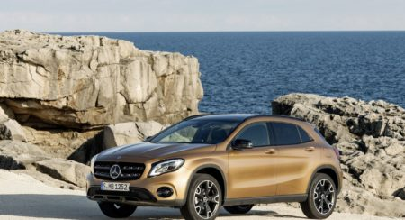 New Mercedes-Benz GLA (2)