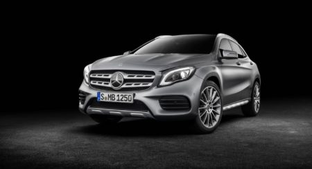 New Mercedes-Benz GLA 250 AMG-Line (2)