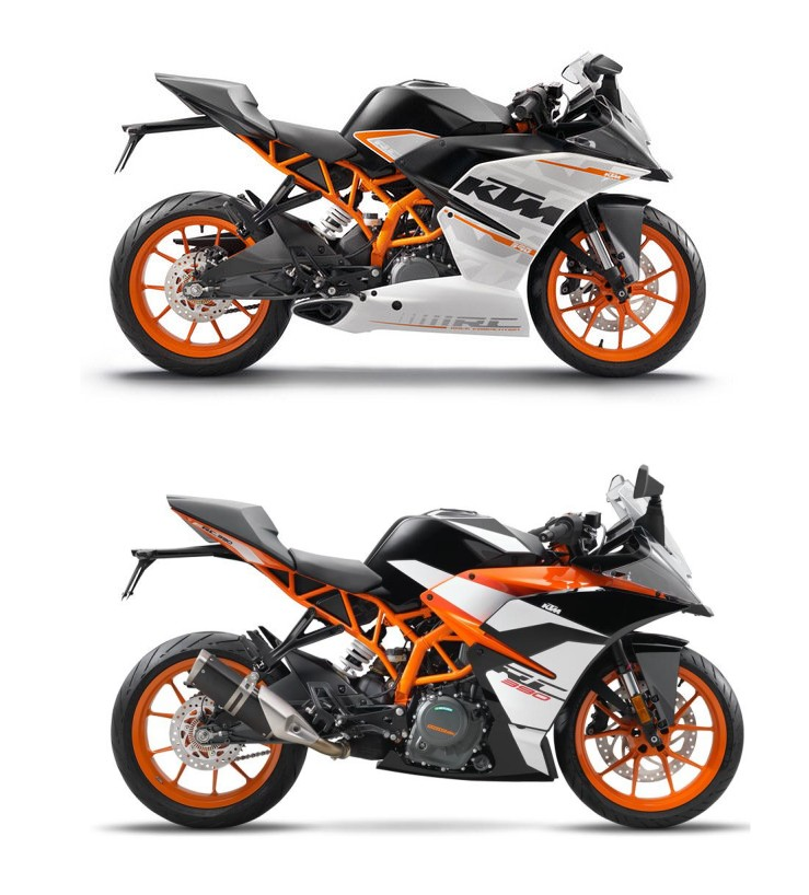 RC390-old-vs-2017-New-
