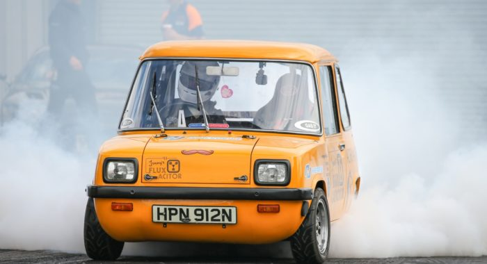 Re-engineered 1974 Enfield 8000 Is Now World's Fastest Road-Legal Electric Vehicle