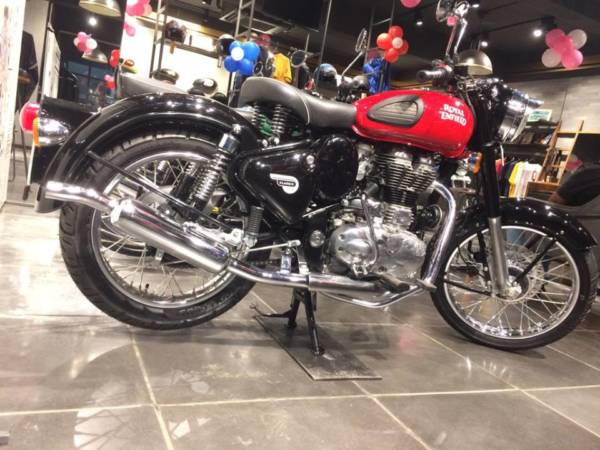 Royal Enfield Classic 350 Redditch Series (5)