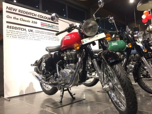 Royal Enfield Classic 350 Redditch Series (7)