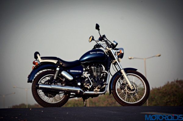 Royal Enfield Thunderbird 500 (38)
