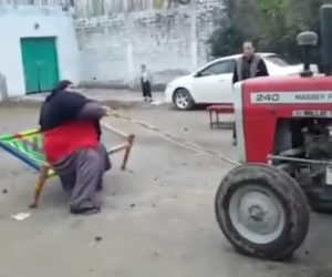 Strongman from Pakistan 300x250 VIDEO: Pakistani Strong Man embarrasses Horsepower with his 435 kilo Muscle Power
