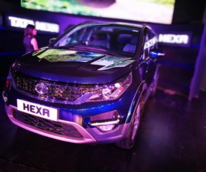 Tata Hexa Launch 1 300x250 Tata Hexa Launch: Specs, Images, Details, and Prices [Starts At INR 11.99 lakhs]