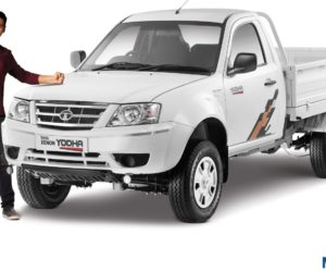 Tata Xenon Yodha 1 300x250 Tata Xenon Yodha launched, prices start at INR 6.05 lakh (Ex showroom, Delhi)