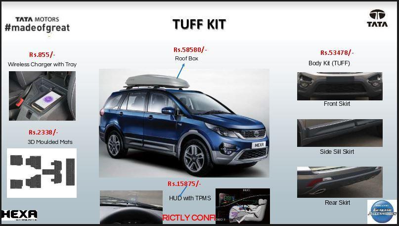Tata-hexa-accessories-list-3