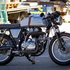 Turbocharged Royal Enfield Continental GT-T (1)