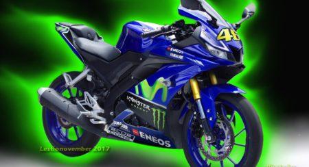 Yamaha R15 V 3.0 Movistar Yamaha MotoGP