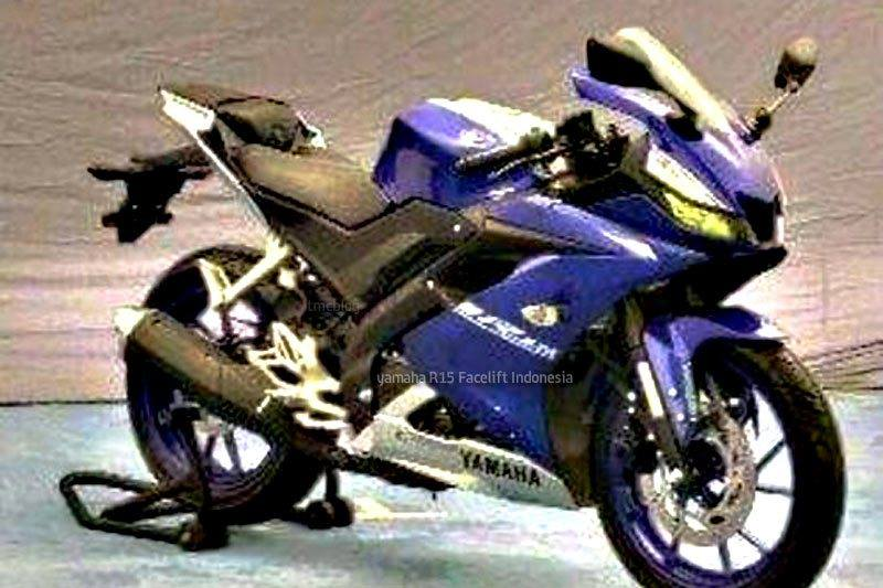 This Is The First Image Of the All-New 2017 Yamaha R15 V 3.0   Motoroids